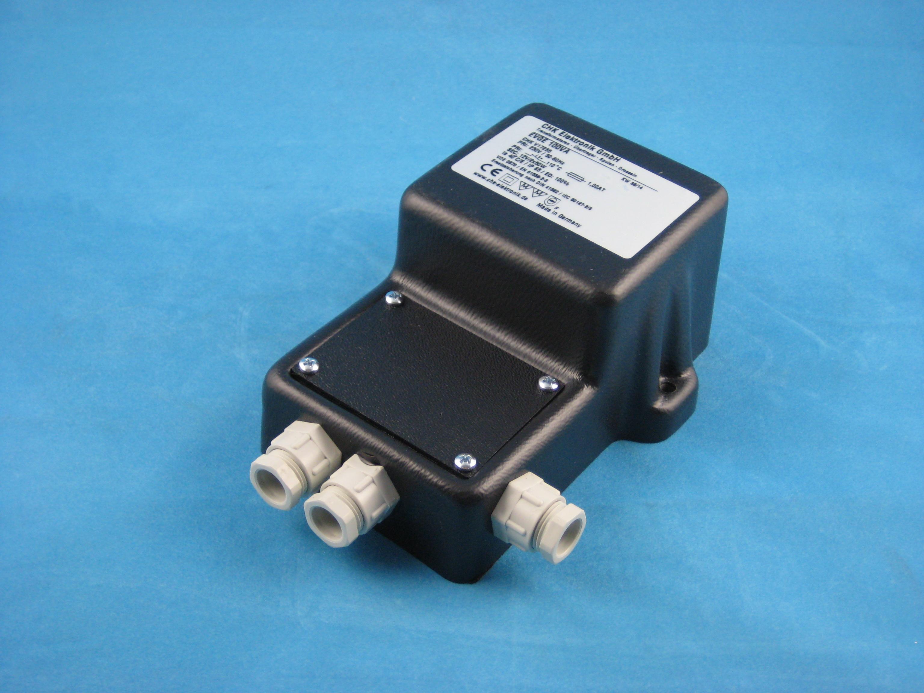 Trafo / Transformator 12V 100W
