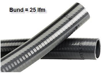 PVC Klebeschlauch DA50 - 25m Bund