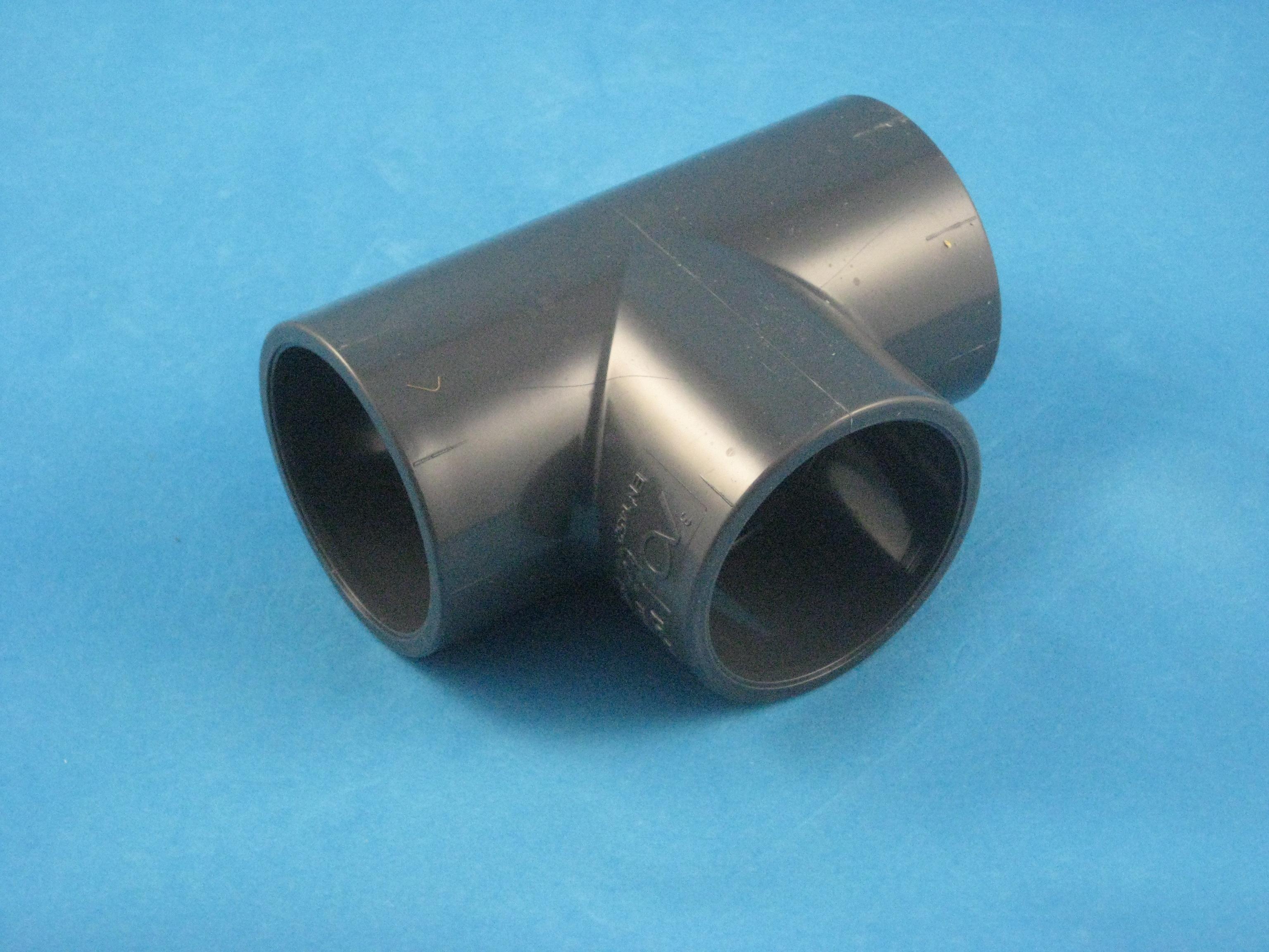 PVC T-Stück 90° D50