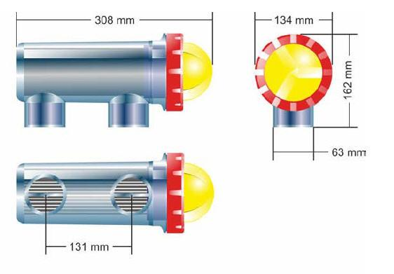 SALT MANAGER Mini - 7g/h - bis 25m³