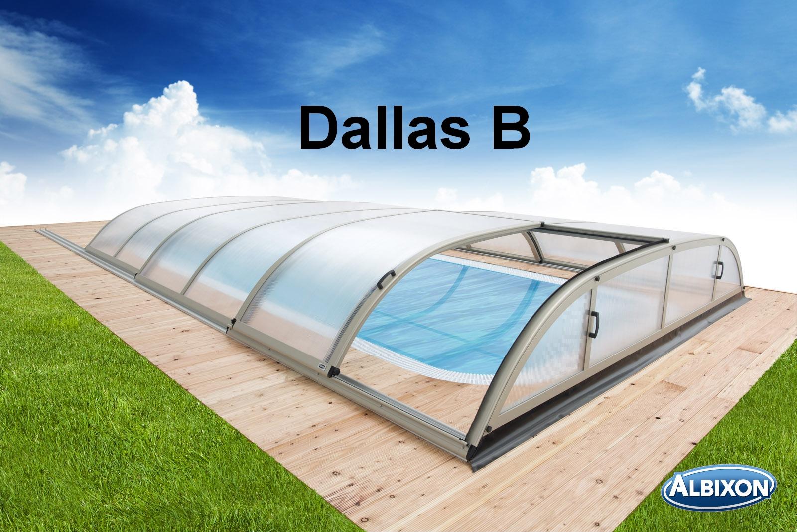 DALLAS B - 860 x 520 x 100 cm