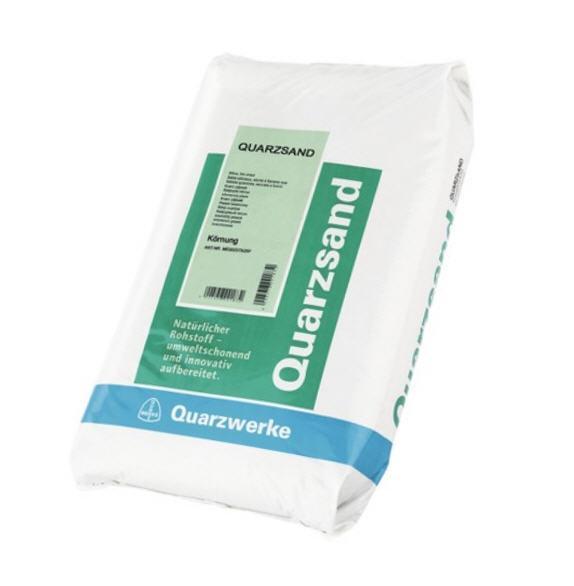 Filtersand 25 kg - 0,7-1,2 mm