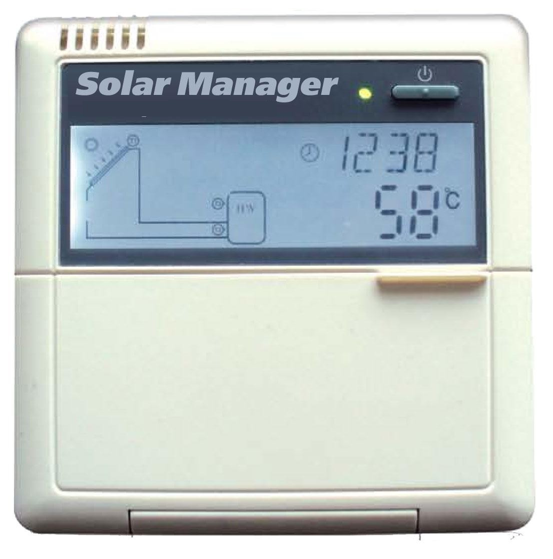 Solarsteuerung Solar Manager