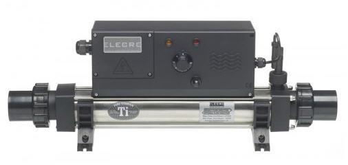 TITAN Elektrowärmetauscher Modell 18 KW, 400V