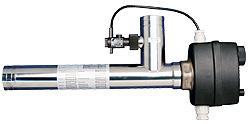 Elektrowärmetauscher 18kW 400V V4A D-EWT