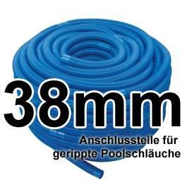 38 - 32 mm Schlauch