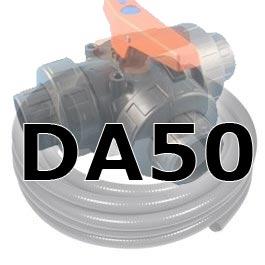 Fittings DA50