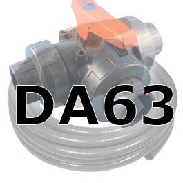 Fittings DA63