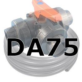 Fittings DA75