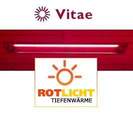 Rotlicht - Philips Vitae