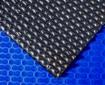 Thermofolie GeoBubble blau/schwarz 400my - 600 x 300 cm