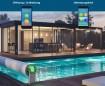 OPEN AERO Pool Rolladen Bsp 8 x 4 m - WEISS